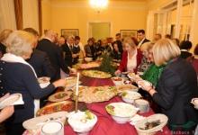 Spotkanie opłatkowe w Ambasadzie Polskiej w Budapeszcie
