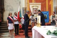 Ostrzyhom: uroczystości z okazji 20. rocznicy odsłonięcia tablicy św. Kingi