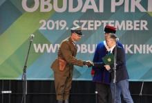 Legion Wysockiego laureatem nagrody Óbudy!