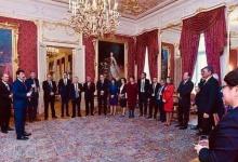 Ünnepi ebéd Magyarország Köztársasági Elnökénél