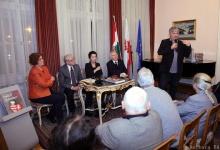 Budapeszt: węgierska prezentacja książki
