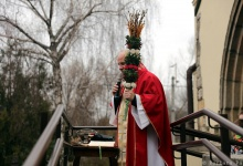 Budapeszt: Niedziela Palmowa 2020