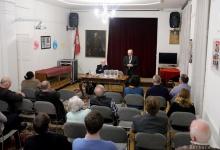 Spotkanie autorskie z Endre Varga
