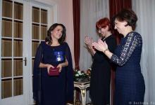 Novák Katalin átvehette a Lengyel Köztársaság Érdemrend Parancsnoki Keresztjét