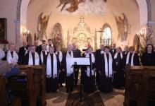 Karácsonyi énekek a Lengyel Templomban