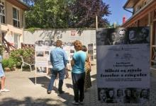 Wystawa na patio