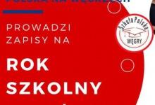 Zapisy do Ogólnokrajowej Szkoły Polskiej na Węgrzech