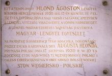 90. rocznica konsekracji Kościoła Polskiego w Budapeszcie
